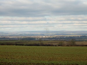 Looking over to the North York Moors (AGW 2011)