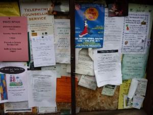 Broughton Parish Noticeboard