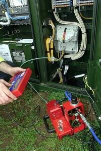 Demonstrating the compressor