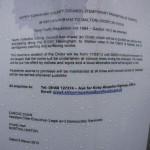 Legal notice March 2013